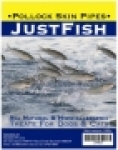 Just Fish - Pollock Skin Pipes Dog Treats