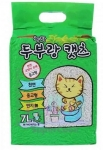 Lovecat Korean Tofu Cat Litter – Green Tea 7L