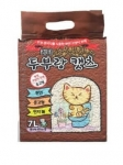 Lovecat Korean Tofu Cat Litter - Coffee 7L