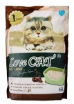 Lovecat Tofu Cat Litter – Coffee 6L