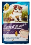 Lovecat Tofu Cat Litter – Corn 6L