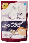 Lovecat Tofu Cat Litter – Soya 6L
