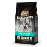 Merrick Backcountry - Raw Infused - Game Bird Recipe Dog Dry Formula