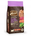 Merrick Grain Free Real Pork + Sweet Potato Recipe Dog Dry Formula