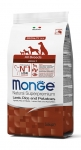 Monge All Breeds Adult Lamb, Rice and Potatoes Dog Dry Formula 2.5kg
