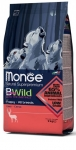 Monge BWild Deer All Breeds Puppy & Junior Dry Formula