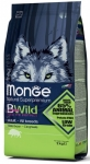 Monge BWild Wild Boar All Breeds Adult Dog Dry Formula