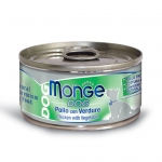 Monge Chicken with Vegetables Dog Wet Canned Food