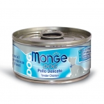 Monge Tender Chicken Dog Wet Canned Food