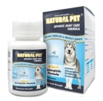 Natural Pet Advance Joint Care 4-in-1 Formula Tablets
