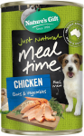 Nature's Gift Chicken, Oats & Vegetables Dog Canned