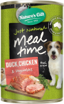 Nature's Gift Duck, Chicken & Vegetables Dog Canned