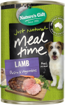 Nature's Gift Lamb, Pasta & Vegetables Dog Canned