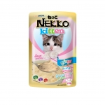 Nekko Pouch Kitten Mousse Wet Food
