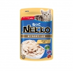 Nekko Pouch Real Tuna in Jelly Cat Wet Food