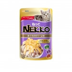 Nekko Pouch Real Tuna in Jelly with Cheese Cat Wet Food