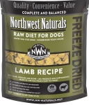 Northwest Natural Lamb Recipe Freeze Dried