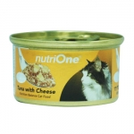 Nutri One Tuna With Cheese