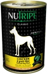 Nutripe Chicken & Green Lamb Tripe Formula Dog Canned Food