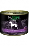 Nutripe Exotic Brushtail & Green Tripe w Berries Dog Canned Food