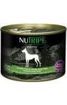 Nutripe Exotic Country Goat & Green Tripew Berries Dog Canned Food