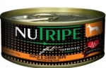 Nutripe Fit Duck & Green Lamb Tripe Formula Dog Canned Food
