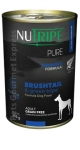 Nutripe Pure Brushtail & Green Tripe Formula Dog Canned Food