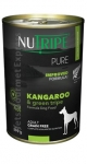 Nutripe Pure Kangaroo & Green Tripe Formula Dog Canned Food