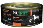 Nutripe Pure Lamb & Green Tripe Formula Dog Canned Food 95g