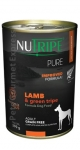 Nutripe Pure Lamb & Green Tripe Formula Dog Canned Food