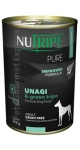 Nutripe Pure Unagi & Green Tripe Formula Dog Canned Food