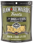 Northwest Natural Lamb Liver Freeze Dried Treats