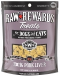 Northwest Natural Pork Liver Freeze Dried Treats