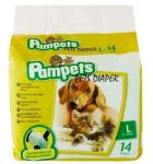 Pampets Pet Diapers L