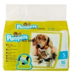 Pampets Pet Diapers S