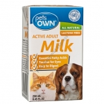 Pet's Own Australian Lactose Free Milk for Cats and Dogs 250ml