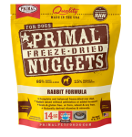 Primal Freeze-Dried Canine Rabbit Formula