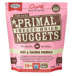 Primal Freeze-Dried Feline Beef & Salmon Formula