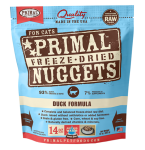 Primal Freeze-Dried Feline Duck Formula