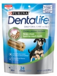 PURINA DentaLife Daily Oral Care Dental Mini Treats For Small Dogs