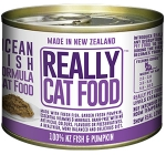 Really Ocean Fish Cat Canned Food 170g