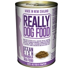 Really Ocean Fish Dog Canned Food 375g