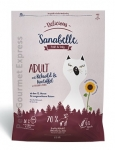 Sanabelle Delicious Adult Fresh Roe Deer, Potato - Grain Free Cat Dry Formula 400g