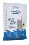 Sanabelle Delicious Adult Fresh Salmon, Sweet Potato - Grain Free Cat Dry Formula 400g