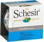 Schesir Nature Tuna Natural Style Cat Canned