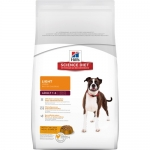 Science Diet Adult Light Dog Dry Formula