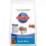 Science Diet Adult Mature Dog Small Bites Dry Formula