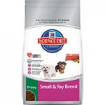 Science Diet Puppy Small & Toy Breed Dog Dry Formula