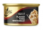Sheba Flaked Tuna Whitemeat Cat Canned