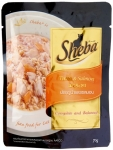 Sheba Tuna & Salmon Pouch Cat Food